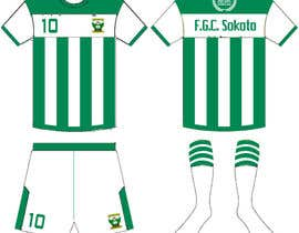 #25 for Design a soccer Jersey by bezil