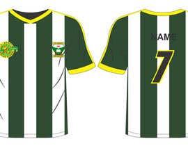 #17 para Design a soccer Jersey por erwantonggalek