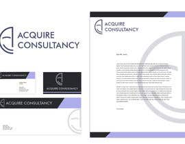 "#71 untuk Design a Logo, business stationary and corporate identity for ""Acquire Consultancy"". oleh jerrydkv"