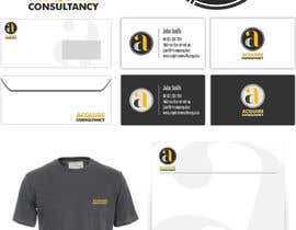 "#23 untuk Design a Logo, business stationary and corporate identity for ""Acquire Consultancy"". oleh catalins"