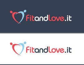 nº 41 pour Logo Design for fitandlove.it par ConceptFactory