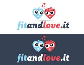 #90 cho Logo Design for fitandlove.it bởi jass191