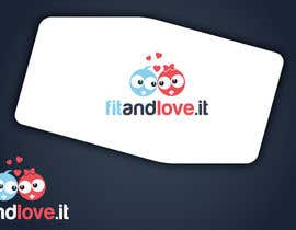 #103 cho Logo Design for fitandlove.it bởi jass191