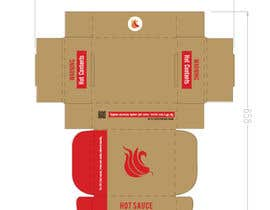 #3 for Create Print and Packaging Designs for HotSauceClub.co.uk Box by shdt