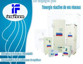 #26 for Concevez un flyer for ELECTRO TRADING - ITALFARAD by nerburish