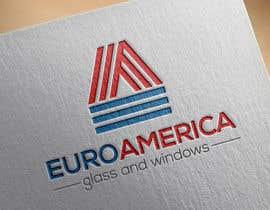 Nro 14 kilpailuun Design a Logo for EUROAMERICA käyttäjältä insann
