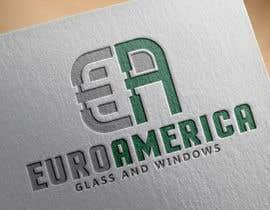 Nro 46 kilpailuun Design a Logo for EUROAMERICA käyttäjältä Renovatis13a