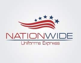 #79 para Design a Logo for Nationwide Uniforms Express por muhammadjunaid65