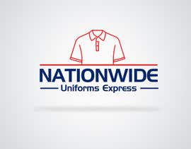 #76 para Design a Logo for Nationwide Uniforms Express por designblast001