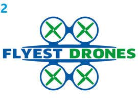 #36 cho Design a Logo for FlyestDrones.com bởi Renovatis13a
