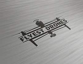 #37 untuk Design a Logo for FlyestDrones.com oleh Renovatis13a