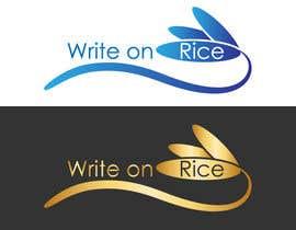 Nro 25 kilpailuun Design a Logo for Rice Art Company käyttäjältä tariqaziz777