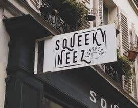 #10 for Design a Logo for Squeeky Neez Espresso by ManuG1
