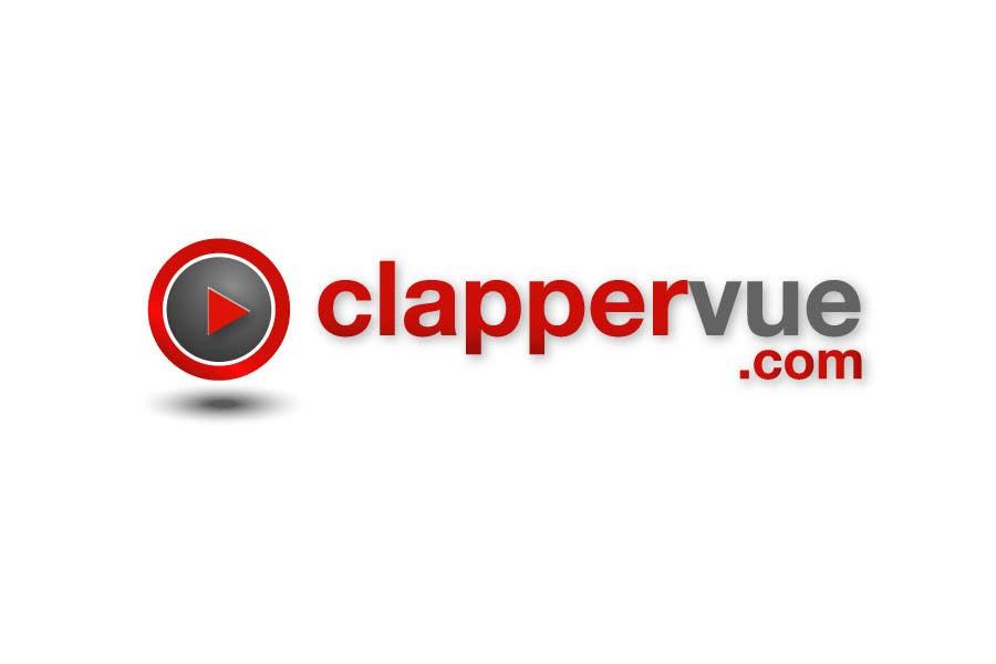Kilpailutyö #51 kilpailussa Logo and connected design elements - clappervue.com