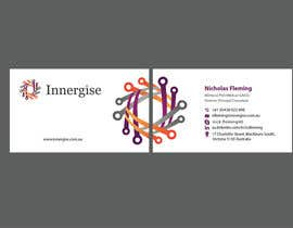 #260 for Design business cards for Innergise af imtiazmahmud80