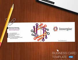 #257 untuk Design business cards for Innergise oleh gohardecent