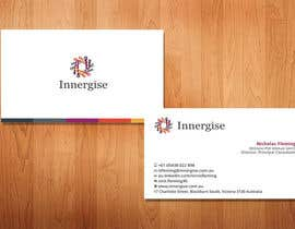 #255 untuk Design business cards for Innergise oleh arenadfx