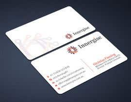#174 for Design business cards for Innergise af Habib919000