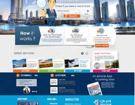#49 for Build a Website for dubaivisas.co.uk by marwamagdy