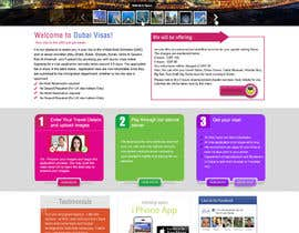 #75 untuk Build a Website for dubaivisas.co.uk oleh ibrahimnassar