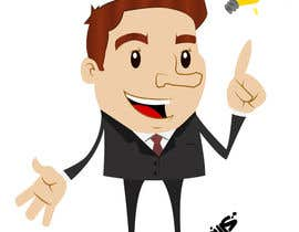 #31 for Create a funny character in vector by camilorojasvaron