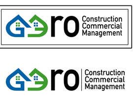 #49 para Design a Logo for Gero Construction Commercial Management por hamzahafeez2000