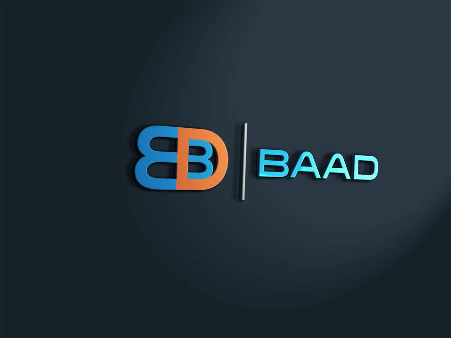 Inscrição nº 91 do Concurso para BAAD Logo Design