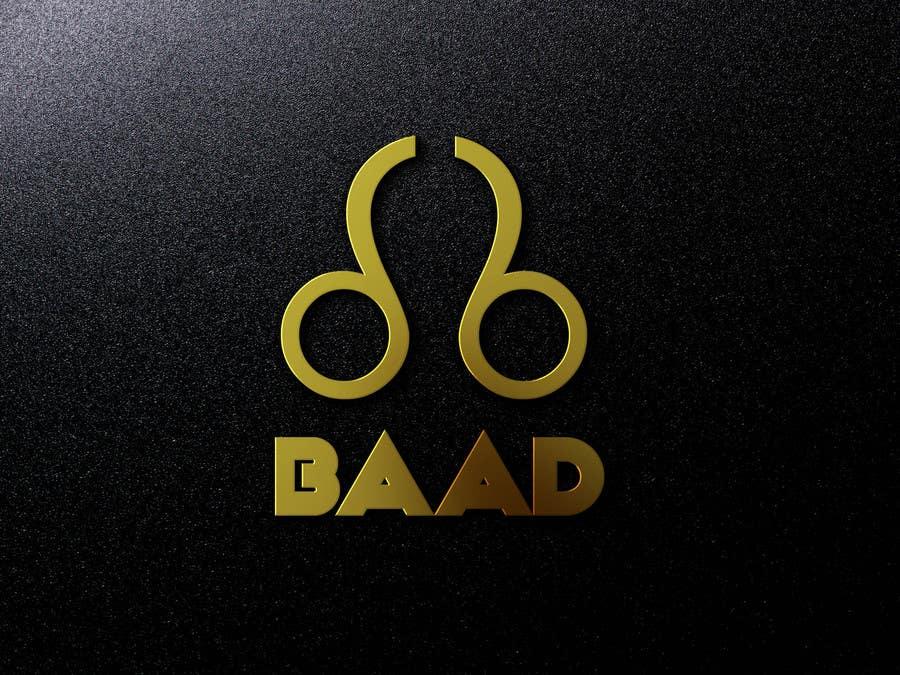 Inscrição nº 202 do Concurso para BAAD Logo Design