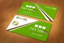 Design a Keycard for a hotel. için Graphic Design16 No.lu Yarışma Girdisi
