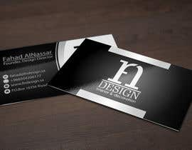 #42 for Develop a Corporate Identity for an interior design firm af georgeecstazy