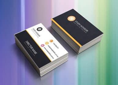 Emon93 tarafından Design some Business Cards for Online Study Organisation için no 15