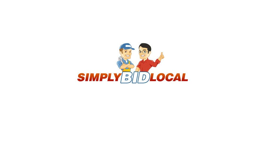 Contest Entry #81 for Design a Logo for bid website: SimplyBidLocal.com    (Be part of a new start up)