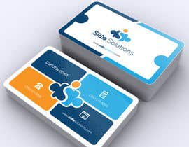 toyz86 tarafından Design some Business Cards for Sidis Solutions için no 17