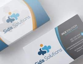 AshoxDz tarafından Design some Business Cards for Sidis Solutions için no 10