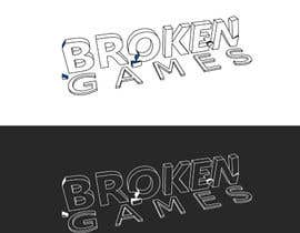 #106 cho Design a Logo for Broken Games bởi meroyano
