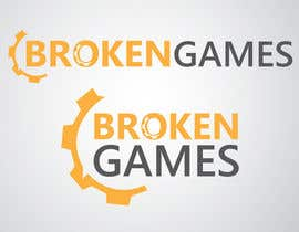 #18 cho Design a Logo for Broken Games bởi MozzieMD