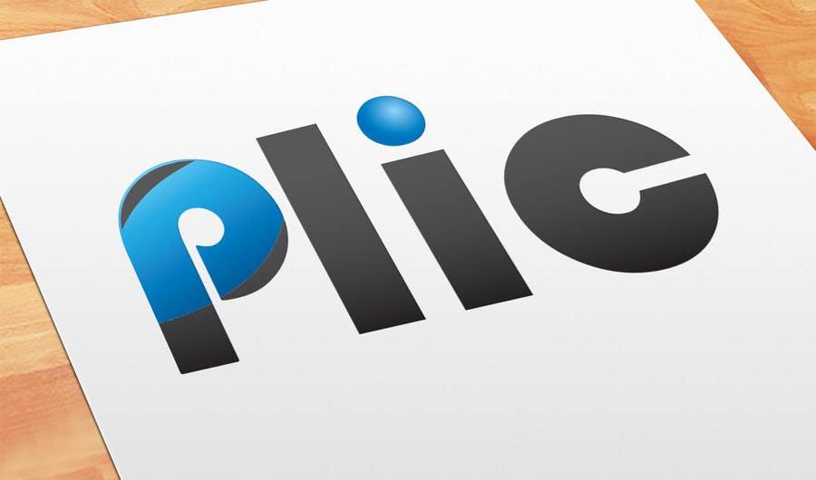 Kilpailutyö #34 kilpailussa Design a Logo for Plic