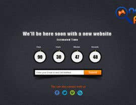 #21 para Build a pre-launch website for nanoplay.eu por printjitu