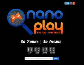 #10 for Build a pre-launch website for nanoplay.eu by alexwilliams1713