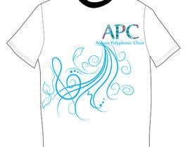#11 for Design a T-Shirt for Polyphonic Choir af panggahbaskoro