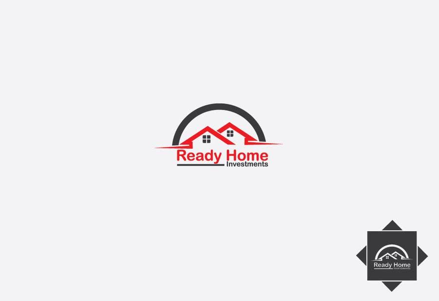 Inscrição nº 19 do Concurso para Design a Logo for Ready Home Investments