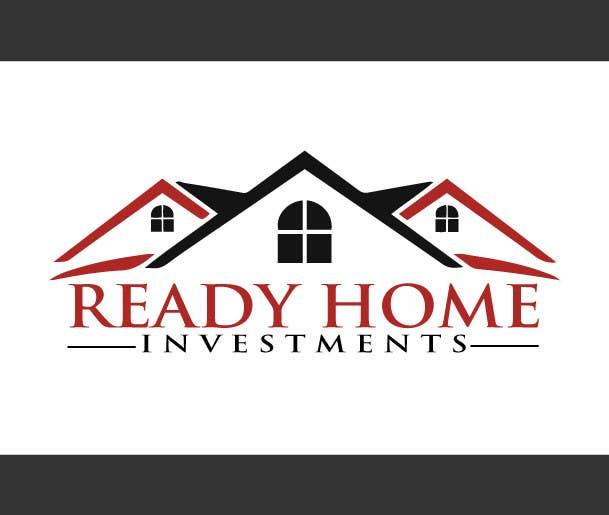 Inscrição nº 75 do Concurso para Design a Logo for Ready Home Investments
