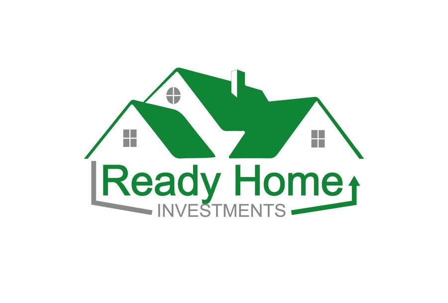 Inscrição nº 18 do Concurso para Design a Logo for Ready Home Investments