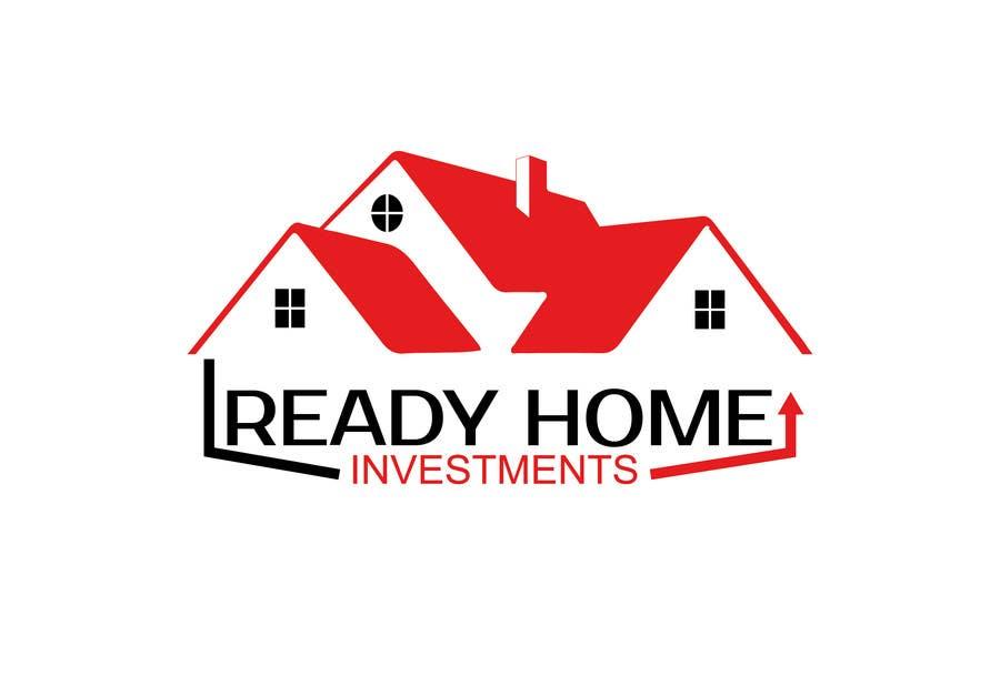 Inscrição nº 34 do Concurso para Design a Logo for Ready Home Investments