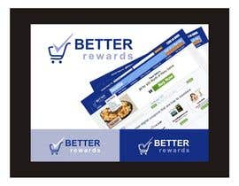 #87 untuk Logo and Masthead Design for Better Rewards oleh madcganteng