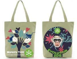 #4 untuk Design Graphic for a Bag (back and front) oleh SilvinaBrough