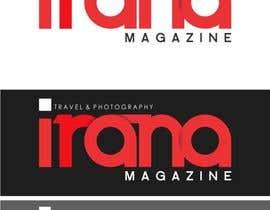 #34 for Irana Magazine Logo by paijoesuper