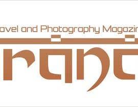#35 untuk Irana Magazine Logo oleh BlajTeodorMarius