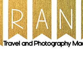 #26 for Irana Magazine Logo af SilvinaBrough