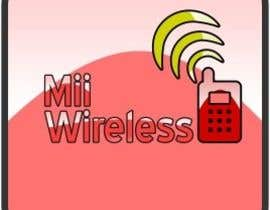 #29 untuk Design a Logo for a wireless project oleh joshuamyra